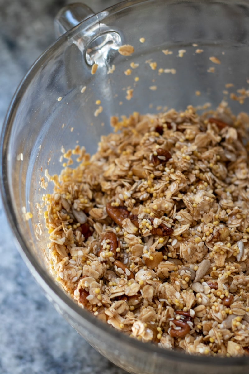 Crunchy Oil-Free Granola-2