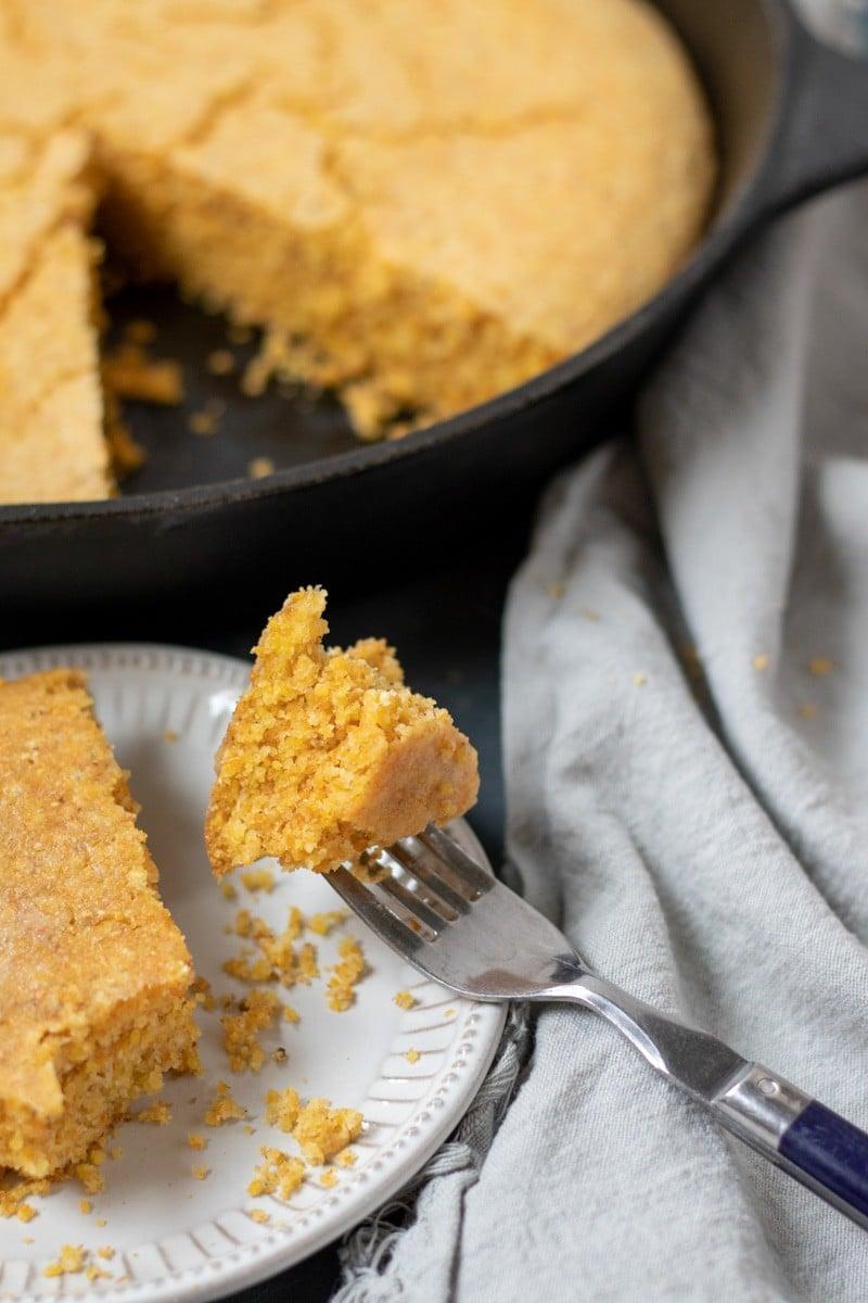 The Best Vegan Southern-Style Cornbread