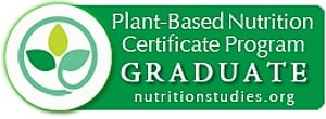 Plant-Based Nutrition Badge