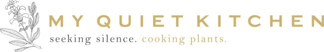 My Quiet Kitchen logo