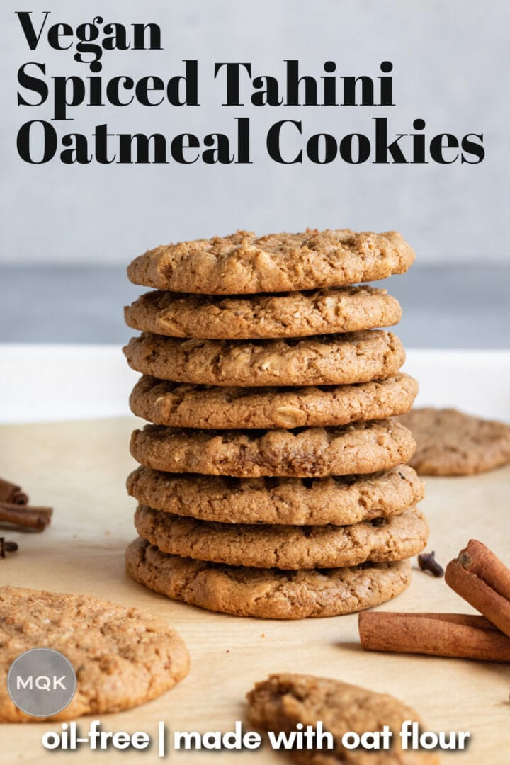 image of stacked cookies to save on Pinterest
